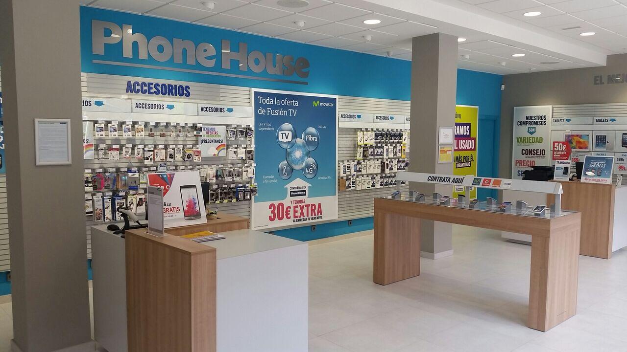 Tienda Phone House 2