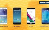 Descubre nuestras novedades en smartphones de agosto