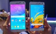 Comparativa: Samsung Galaxy Note Edge VS Galaxy Note 4