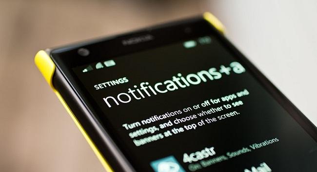 notificaciones windows