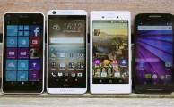 Los 4 smartphones con la mejor calidad/precio