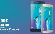 100€ EXTRA de descuento al comprar el nuevo Samsung Galaxy S6 edge+