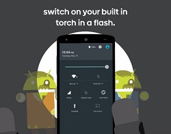 Android torch