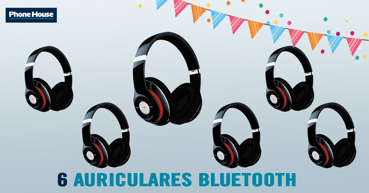Auriculares Bluetooth Twitter
