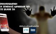 ¡Ya sabemos el nombre del ganador de #ASalvoConBladeS6!