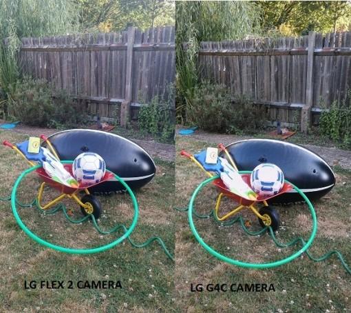 LG comparison