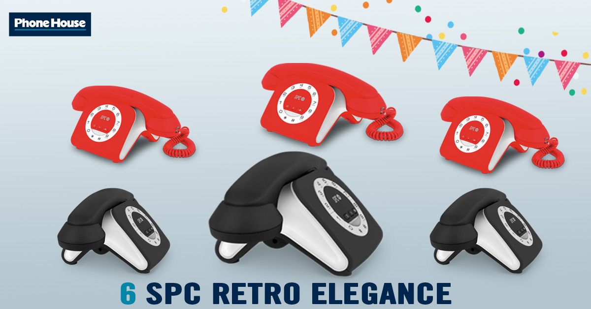 SPC Retro elegance twitter