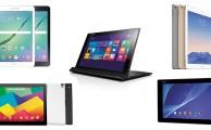 Selección de los 5 tablets más potentes