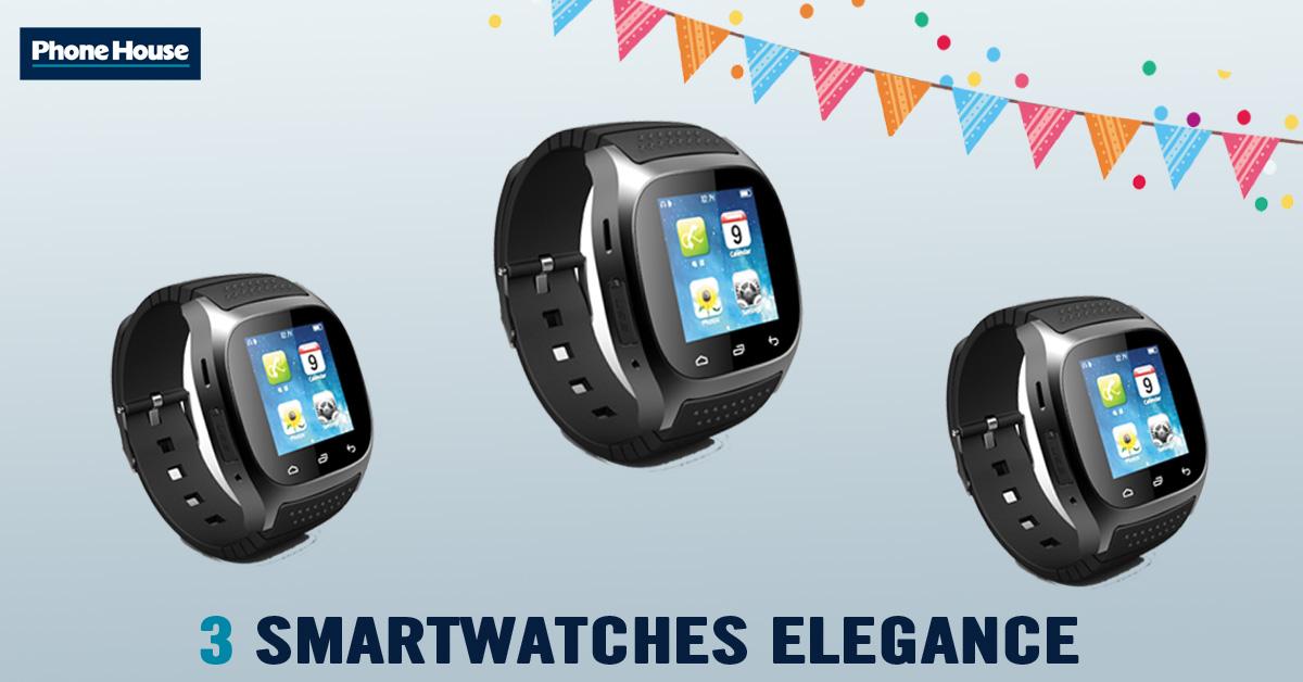 smartwatch elegance twitter