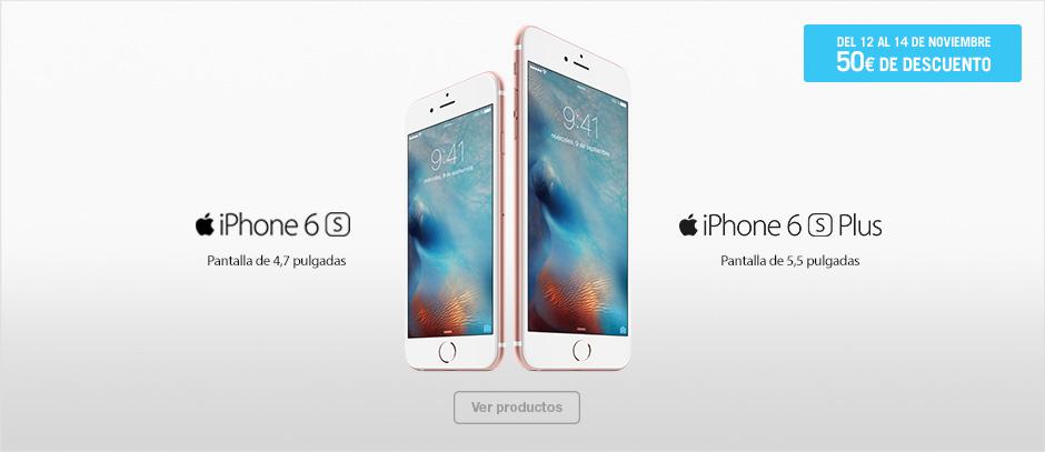 descuento 50eu iPhone