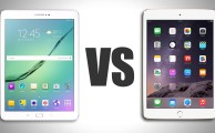 Comparamos dos gigantes: iPad Air 2 VS Samsung Galaxy Tab S2 9.7