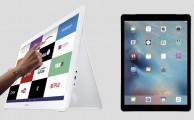 Samsung Galaxy View y iPad Pro, grandes pantallas en dos nuevos tablets XXL