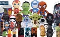 Los mejores regalos de Star Wars y Los Vengadores para coleccionar esta Navidad
