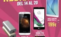¡Solo del 14 al 20 de enero! Nuevas rebajas en smartphones, tablets y accesorios