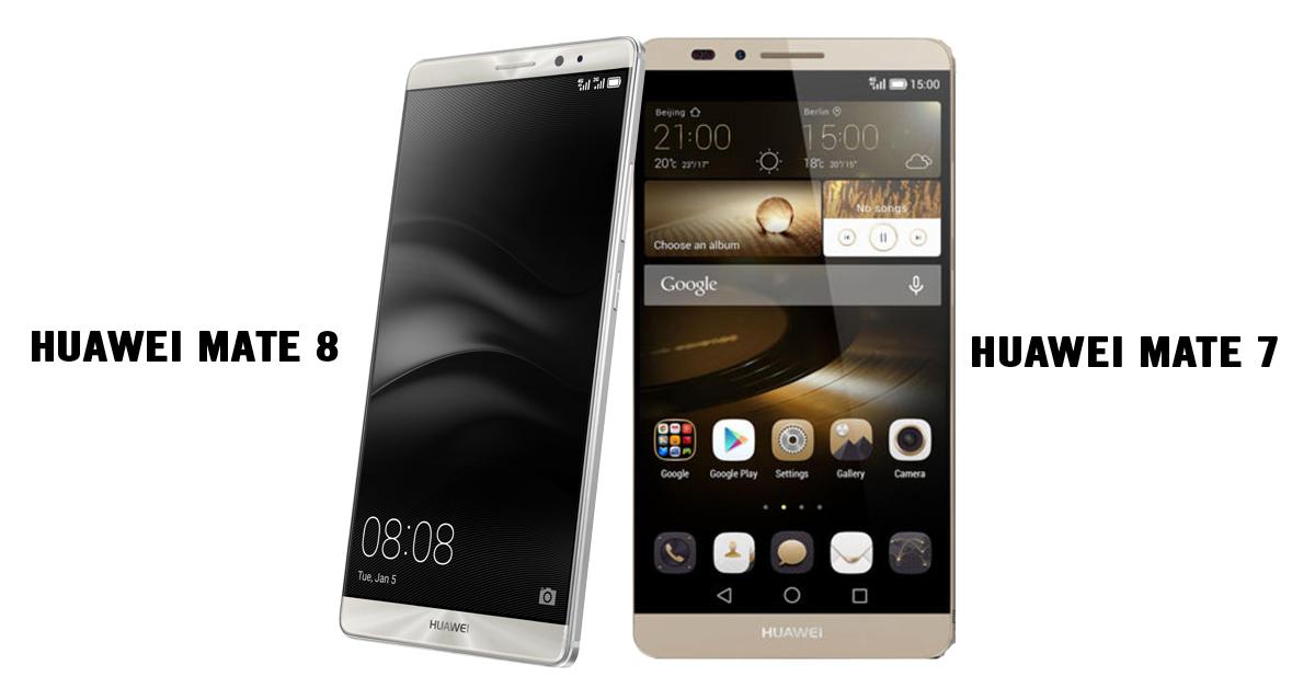Huawei mate 8y7