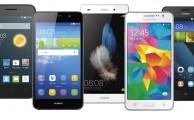 5 Smartphones que puedes llevarte gratis este mes