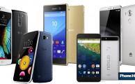 Todas las novedades de febrero en smartphones