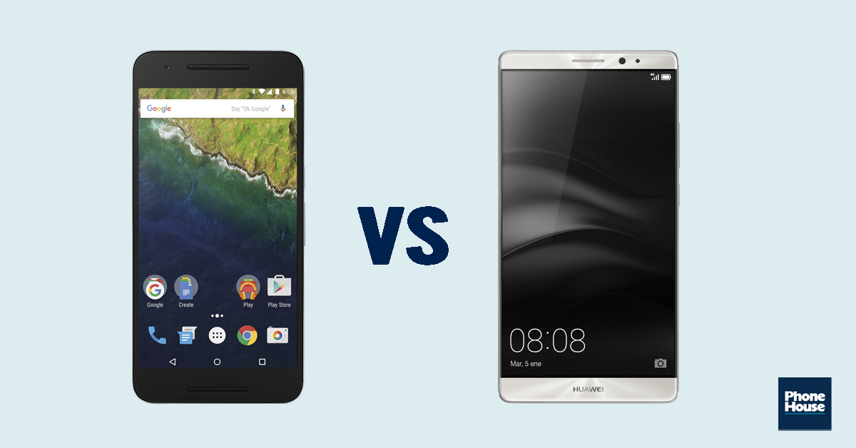 NEXUS VS MATE8