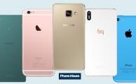 Seleccionamos los 5 smartphones más coloridos para celebrar la Primavera