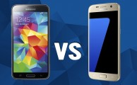 Comparamos el Galaxy S7 VS Galaxy S5