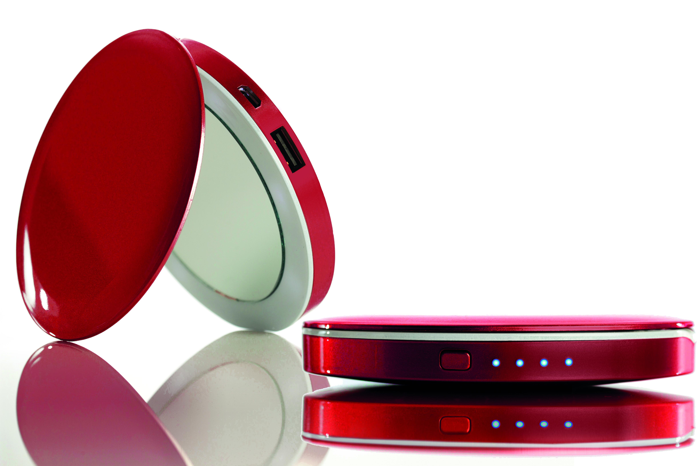 Bateria con espejo - 1