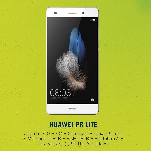 HUAWE P8 LITE