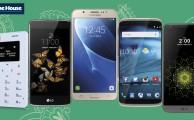 Las 5 novedades de abril en smartphones que no puedes perderte