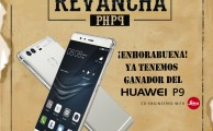 ¡Ya sabemos quién se lleva el Huawei P9 del sorteo #RevanchaPHP9!