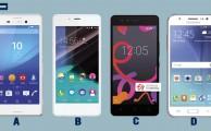 Los 5 mejores smartphones por menos de 200€