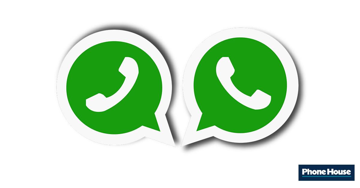 2 cuentas whatsapp