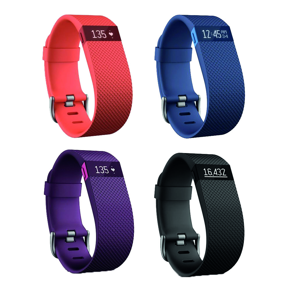 Fitbit Charge HR - 2