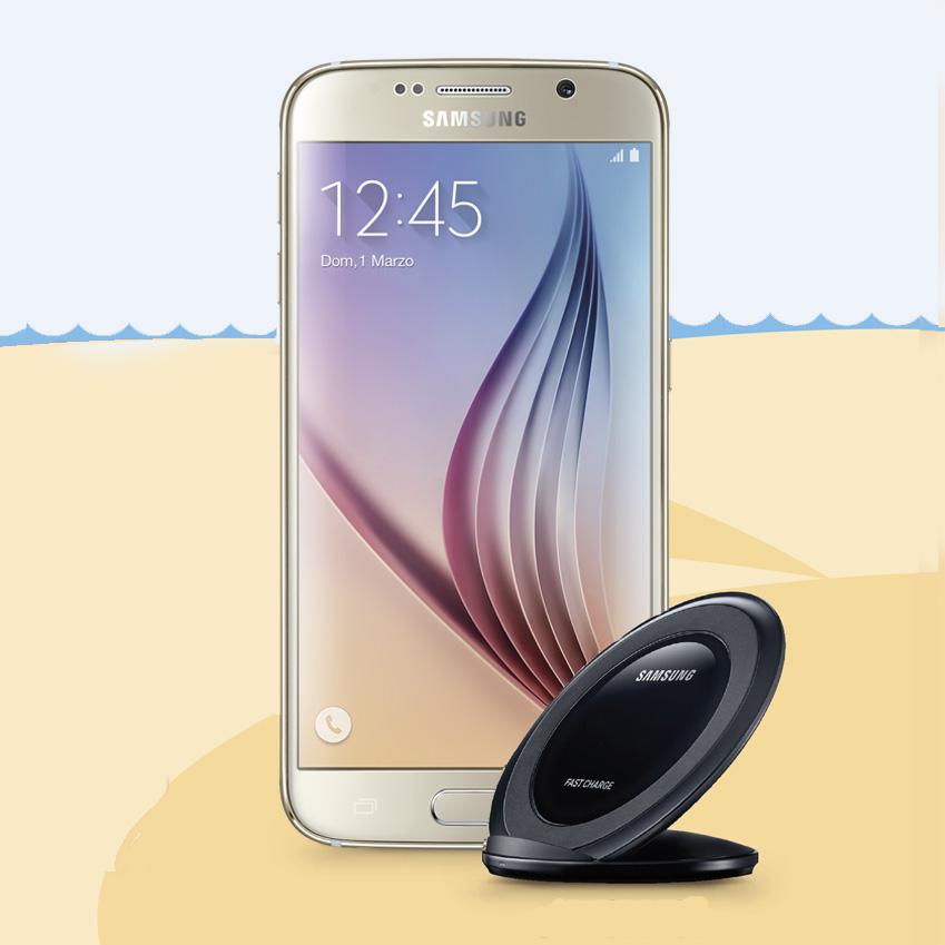 Samsung s6 cargador