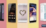 5 novedades en smartphones que te sorprenderán este mes