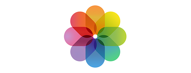 Apple photos banner