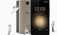 BQ presenta Aquaris U, su nueva gama de smartphones