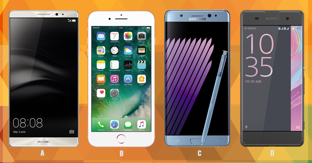 los 4 mejores phablets