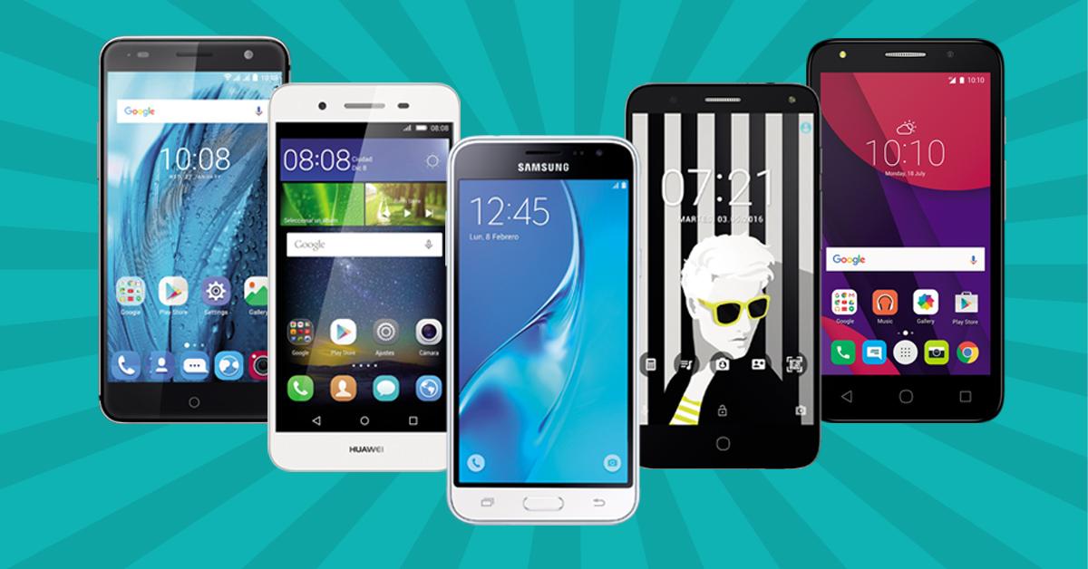 Smartphones gratis