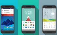 LOS 3 MEJORES LAUNCHERS PARA ANDROID