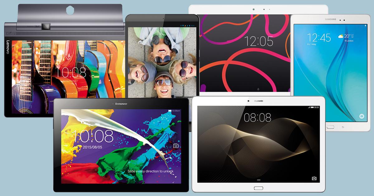 tablets mayor batería