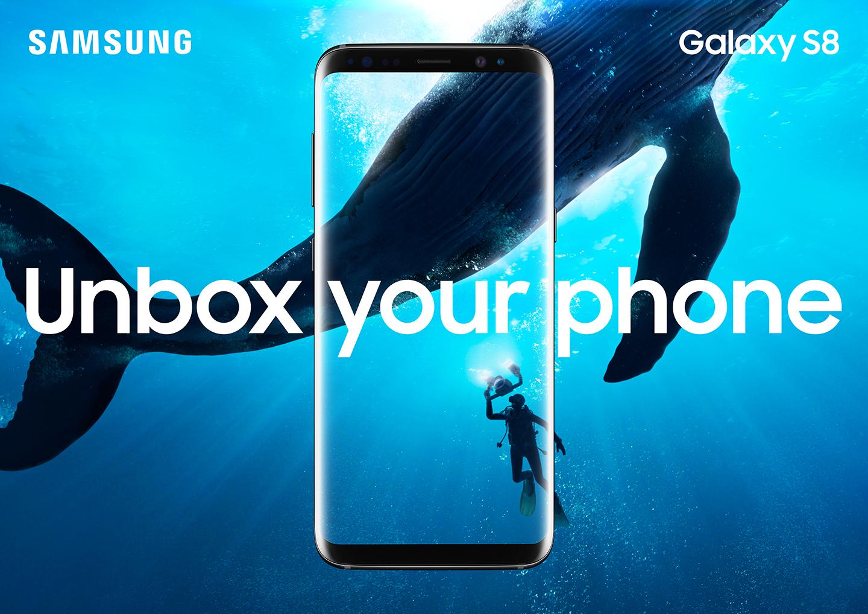 Galaxy S8 - 1
