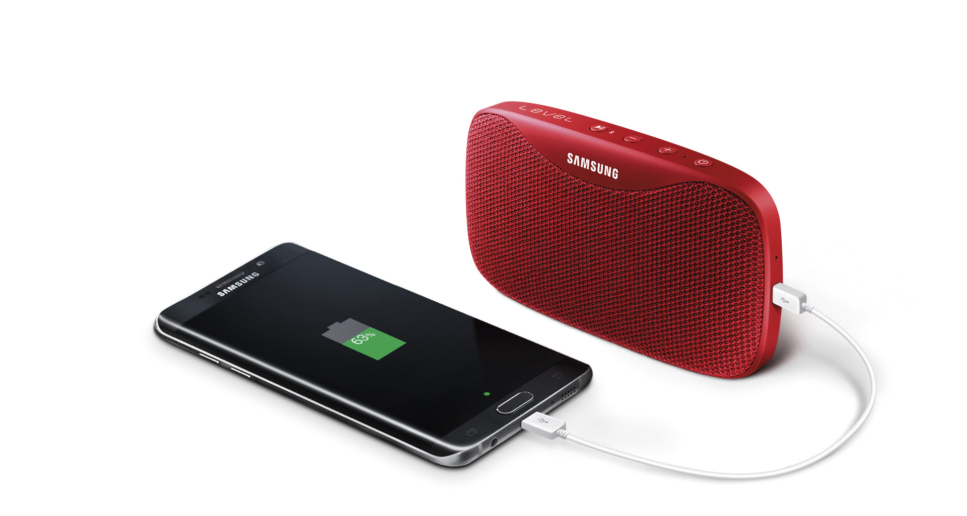 altavoz samsung level
