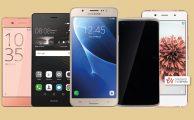 Los mejores smartphones por menos de 300€