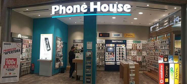 Tienda Phone House