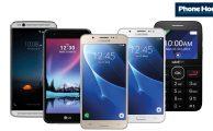 5 Teléfonos que puedes llevarte gratis este mes