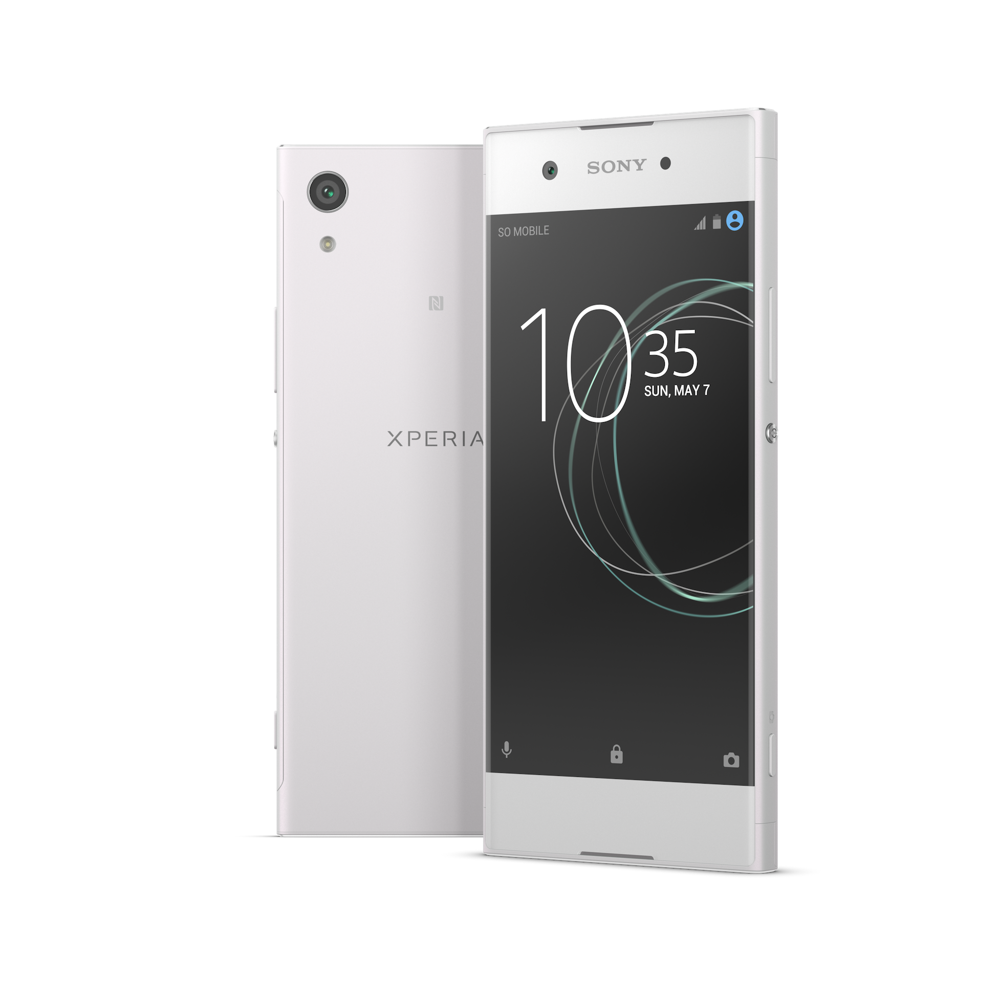 Sony Xperia XA1 Ultra blanco
