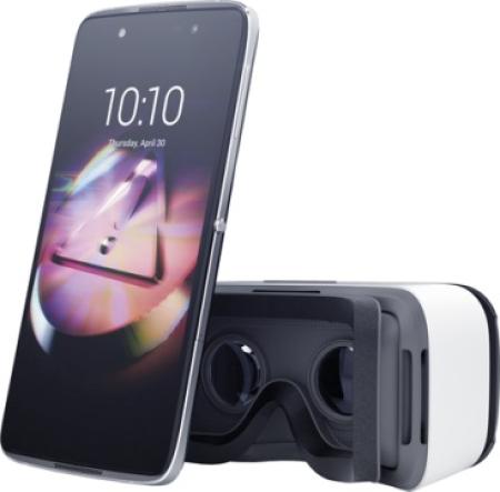 Alcatel IDOL 4+ Dual y VR
