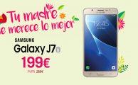 ¡Solo el 5 y 6 de mayo el Samsung Galaxy J7 2016 por 199€ en tu tienda Samsung!