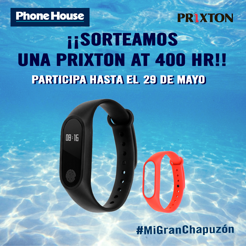 sorteo prixton at 400 hr