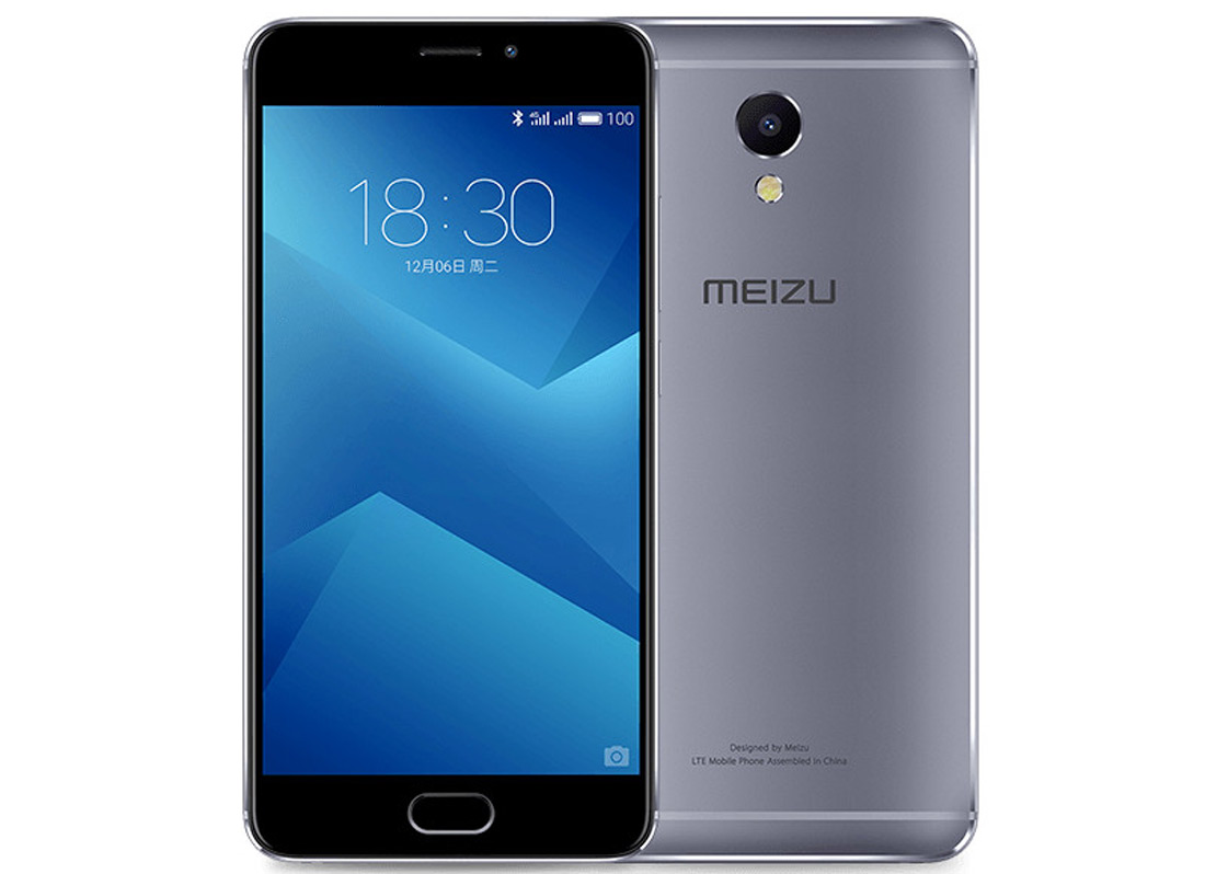 Meizu M5 Note gris