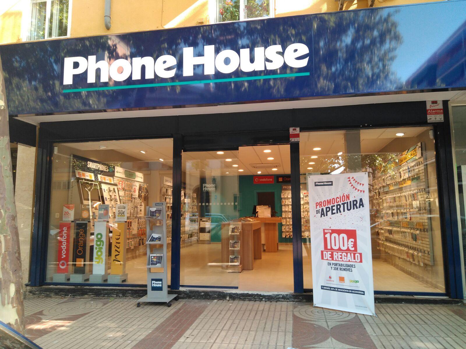 Tienda Phone House - Alcalá 319 Madrid